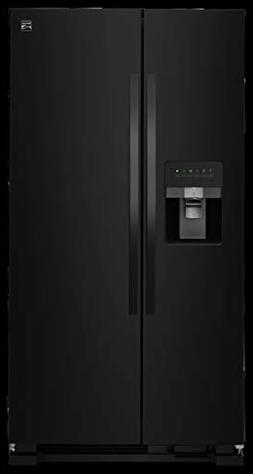 Kenmore 50049 25 cu. ft. Side-by-Side Refrigerator with Ice