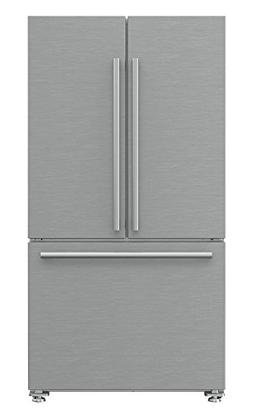 Blomberg BRFD2230SS 22.3 cu.ft. Counter Depth French Door Re