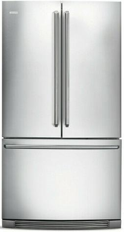 Electrolux EI23BC30KS 36Inch Counter Depth French Door Refri