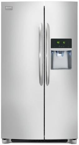 Frigidaire FGHS2355PFGallery 22.6 Cu. Ft. Stainless Steel Si