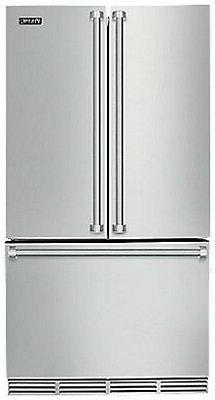 Viking Counter Depth Free Standing French Door Refrigerator