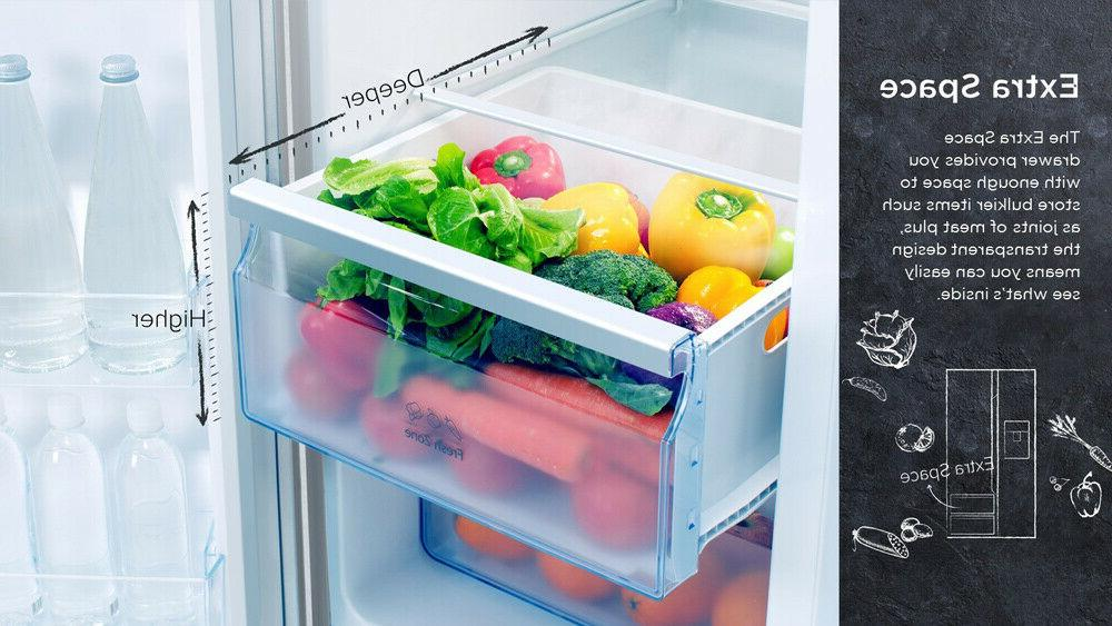 SMAD 36 Counter Depth Side Refrigerator Build-in
