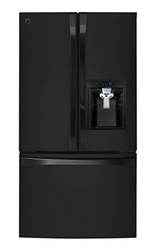 Kenmore 4675049 Smart 24 cu. Refrigerator Works with includes delivery and