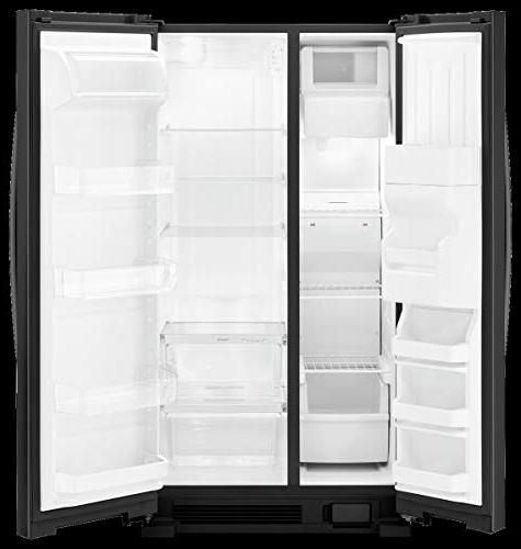 Kenmore 50049 25 cu. ft. with Ice Maker in Black,