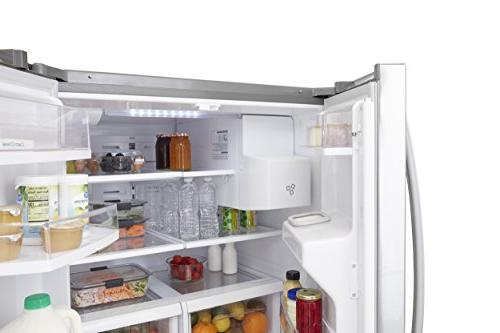 Kenmore 73045 cu.ft. French Door Refrigerator with Bottom-Freezer, and hookup
