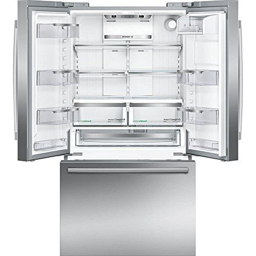 Bosch 800 French Stainless Steel