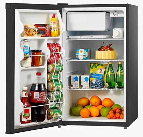 Emerson 4.4 Cubic Foot Single Refrigerator