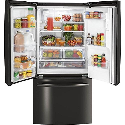 GE 33 Inch Freestanding Depth by with 17.5 in Stainless Steel