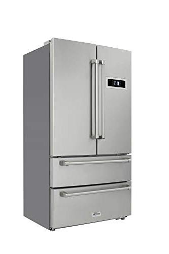 Thor Automatic Ice-maker, 36inch Refrigerator Counter Depth