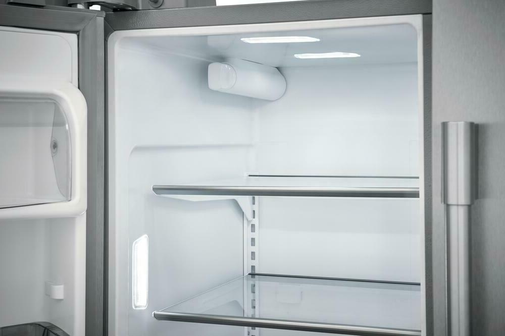 Frigidaire Professional Inch Freestanding Counter Depth Side Si