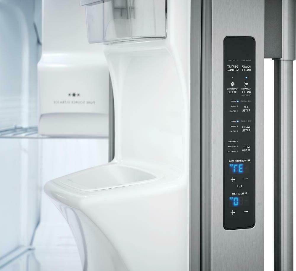Frigidaire Professional FPSC2278UF Inch Freestanding Side by Si
