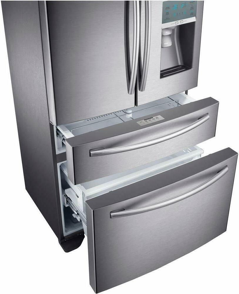 Samsung RF24FSEDBSR Stainless Counter 24 Cubic