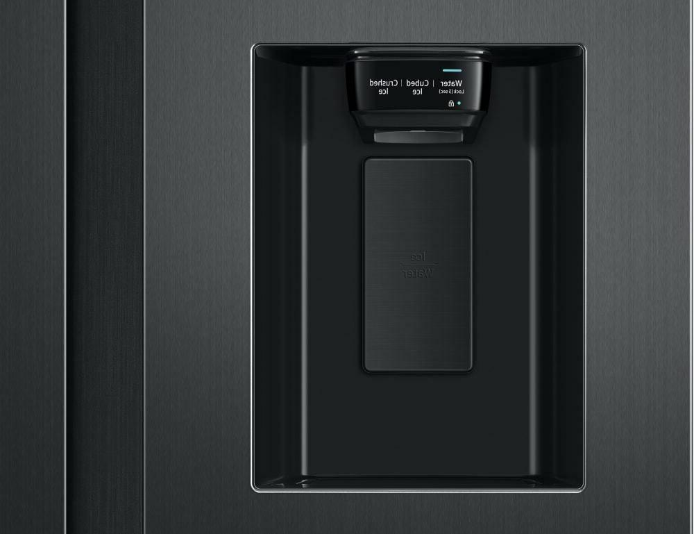 Counter by Side Smart Refrigerator