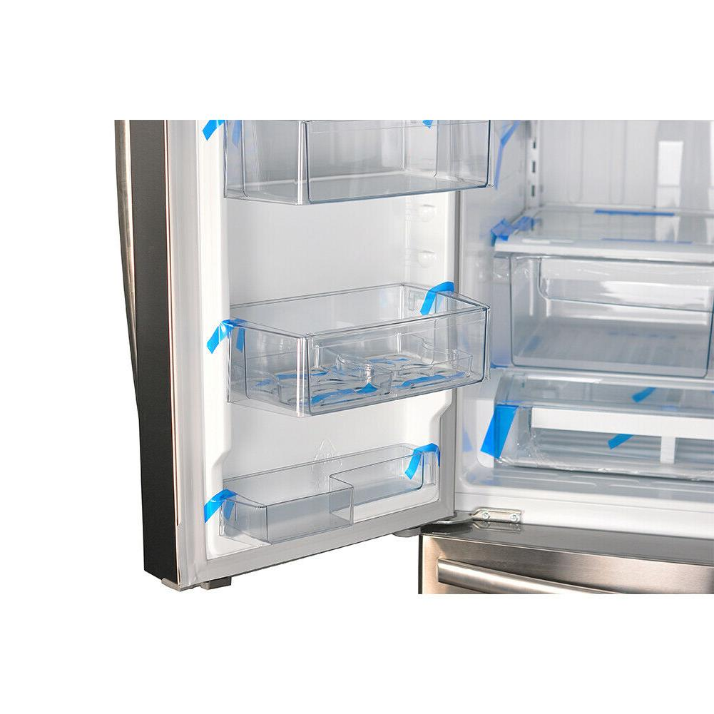 SMAD Stainless Steel Door Ice Maker