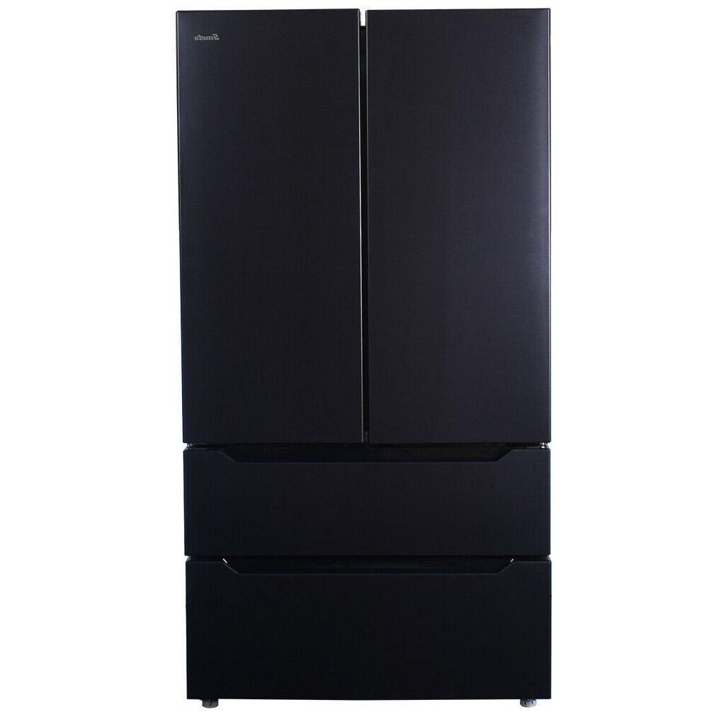 Kitchen Automatic Ice-maker 36 Inch Refrigerator with Counte