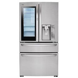 LG LMXC23796S 23 cu. ft. Stainless Steel French Door Refrige