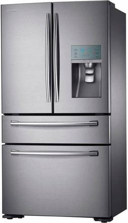 Samsung RF24FSEDBSR Stainless Steel Counter Depth 4-Door Ref